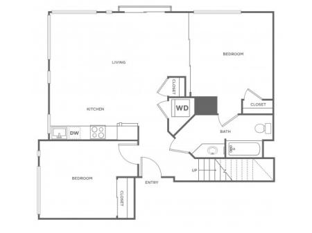 3e | 3 bed 2 bath | from 1338 square feet