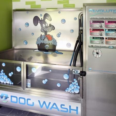 Dog Wash Center