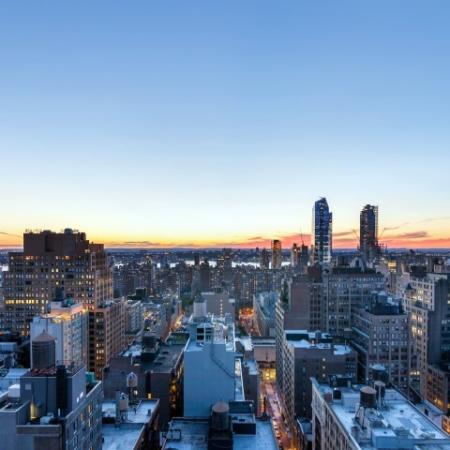 View of NYC