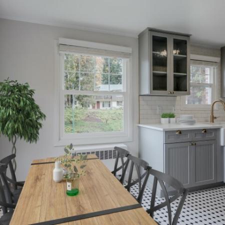 Restored Kitchens