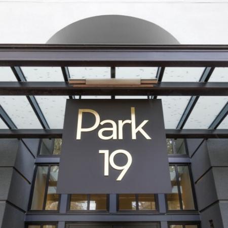 Park 19 sign