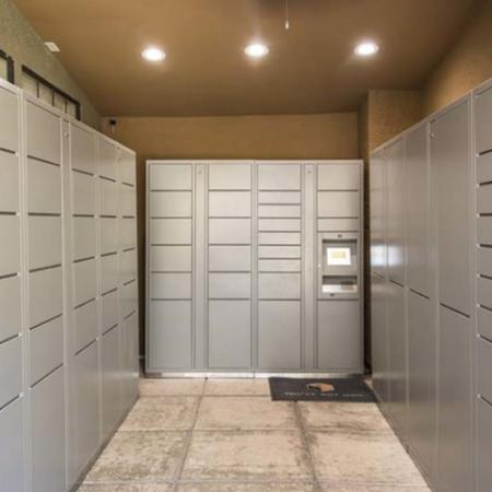 Package Lockers