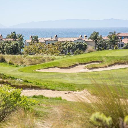 Exterior + Golf Course