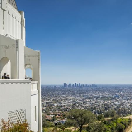 Griffith Observatory - Local Area