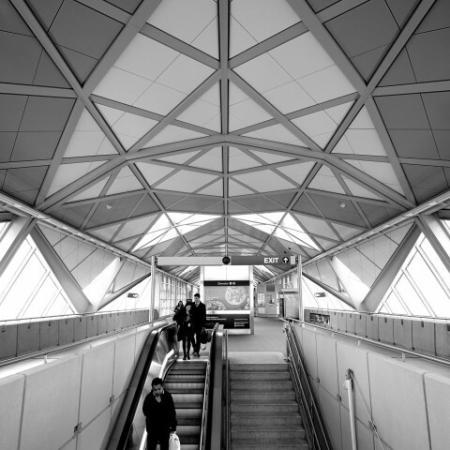 Tysons Corner Metro Station Activity