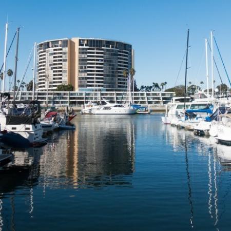 Marina Del Rey - Boats Docked in Water