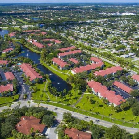 Property Ariel View