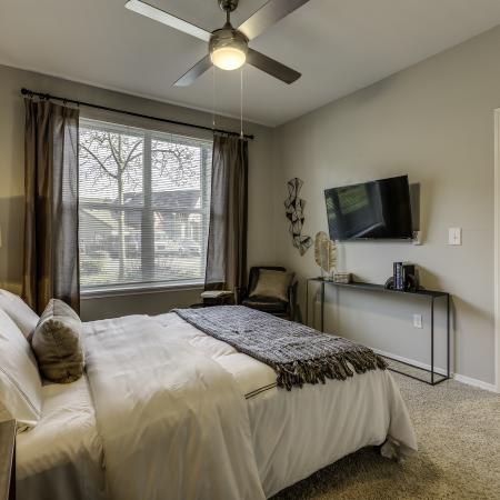 Large Bedrooms