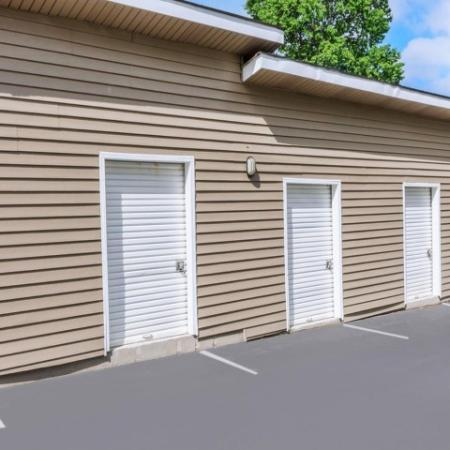 Additional Storage Garages