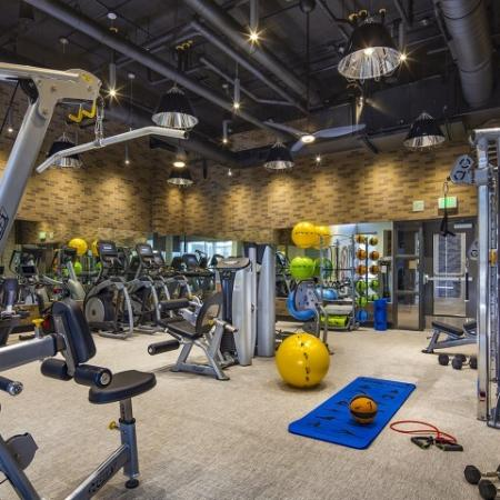 State-of-the-Art Community Fitness Center