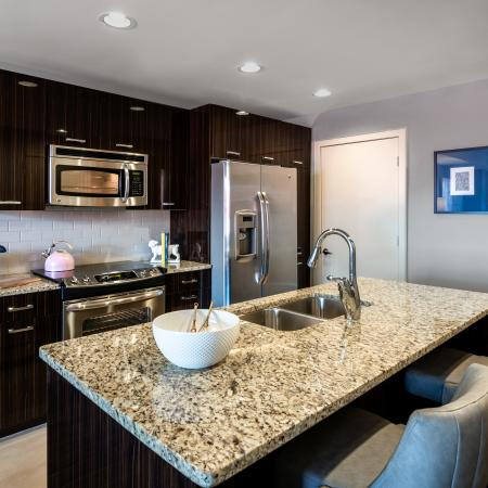 Spacious Silver Spring Kitchen