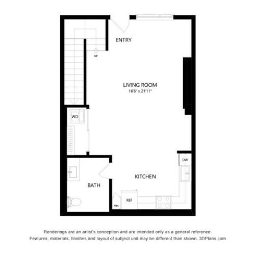 LW01 Floor 1