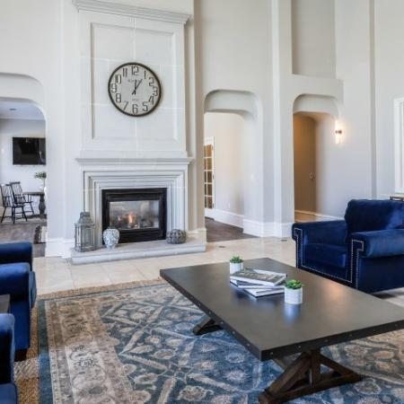 Elegant Resident Clubhouse