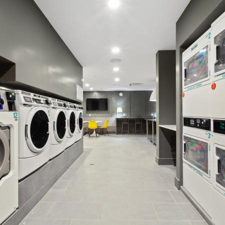 laundry room washers and drayers
