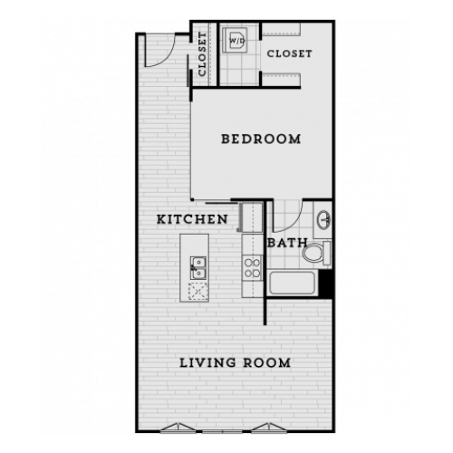 DA2R-Tailored One Bedroom