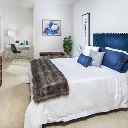 Carnegie Plaza Bedroom