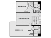 BB4R-Tailored Two bedroom Two bathroom