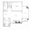 The Ashcroft Renovated   1 bed 1 bath   700 Sq ft