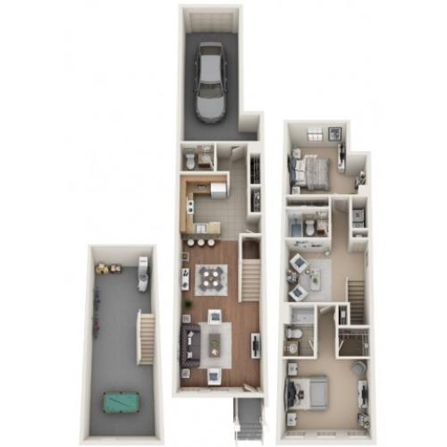 Kirkway Apartments 601