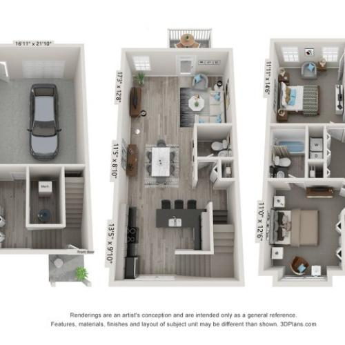 Edinburgh- 2 Bedroom