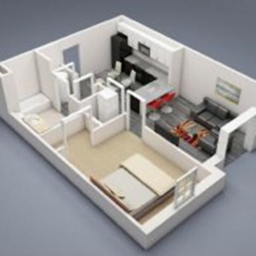 Harvard 4 Floor Plan