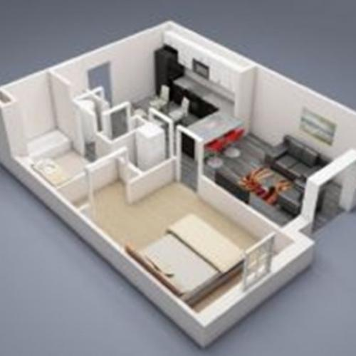 Harvard 6 Floor Plan