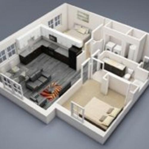 Yale Floor Plan