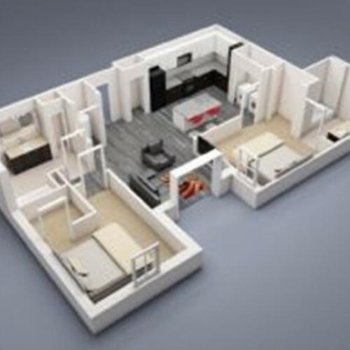 Auburn Floor Plan