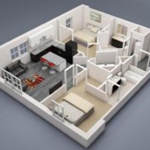 Spelman Floor Plan