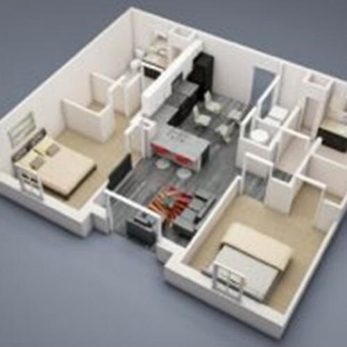 Clark Floor Plan
