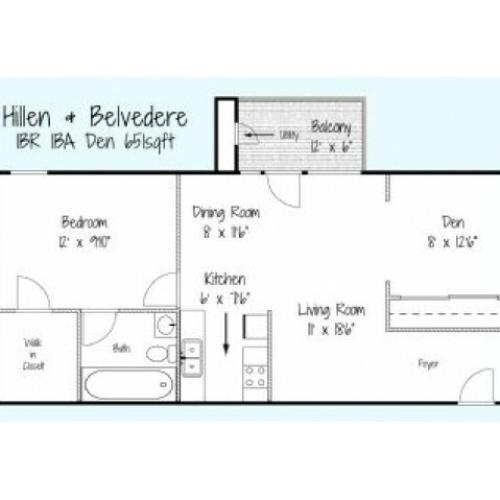 Hillen & Belvedere