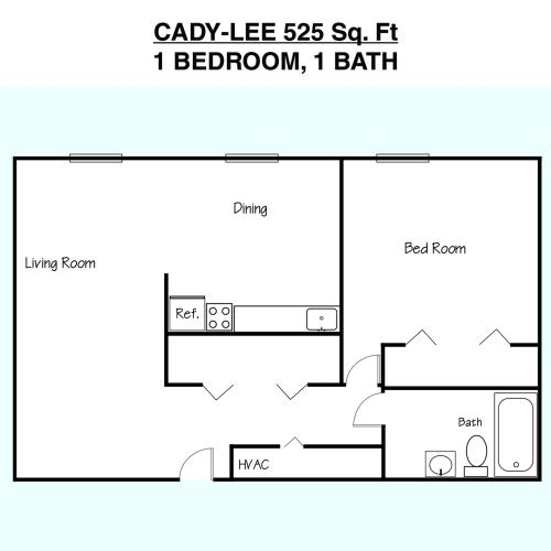 Cady-Lee Floor Plan