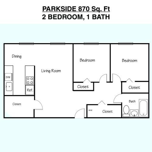 Parkside Floor Plan