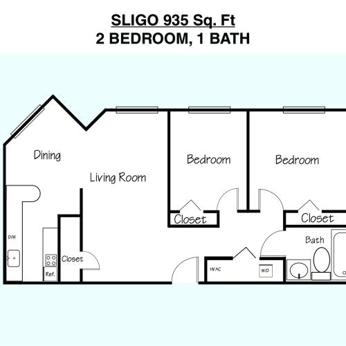 Sligo Floor Plan