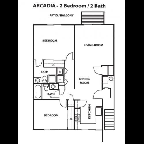 Arcadia Green Apartments