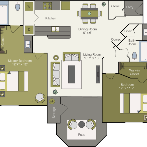 Sonoma Ridge Apartments