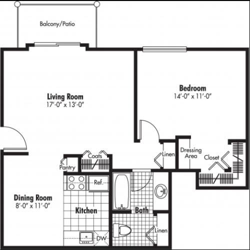 Collingwood Village Apartments