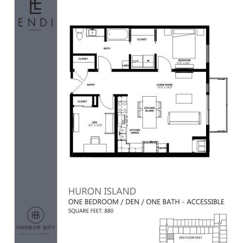 Huron Island
