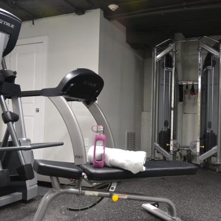 Community Fitness Center | Apartments In St Louis | Convent Gardens
