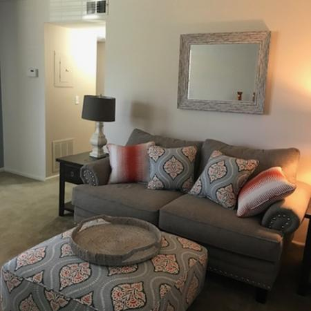 Luxurious Living Room | apartments for rent in arnold mo | Richardson Place