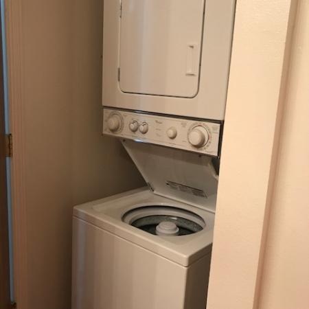 In-home Laundry| arnold mo apartments | Richardson Place