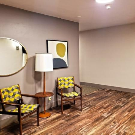 Artfully Designed Interior Spaces | St. Louis Apartments | Fontainebleau