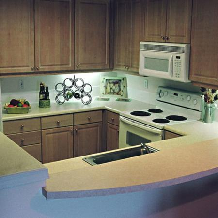 Rivendell Apartments Furnished Apartment Kitchen