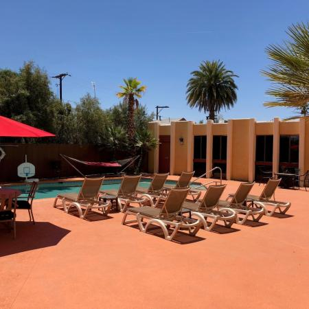 Wildcat Canyon Village Lifestyle - Sundeck And Swimming Pool