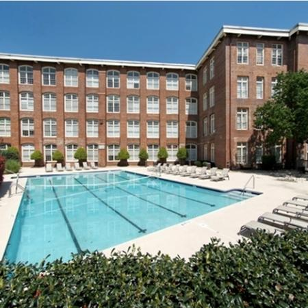The Lofts Apartments Lifestyle - Swimming Pool And Pool Deck