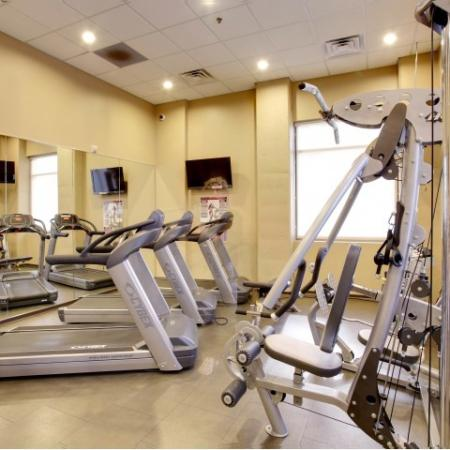 Sydney Hall And Dinkydome Apartments Lifestyle - 24 Hour Fitness Gym