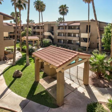 Villas on Apache Apartments Near Arizona State University In Tempe