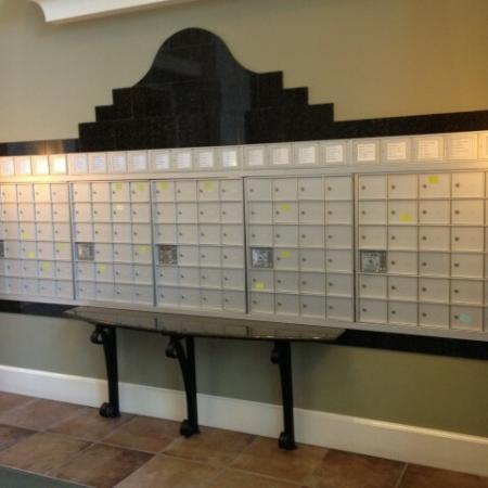 Lothlorien Apartments Mailbox
