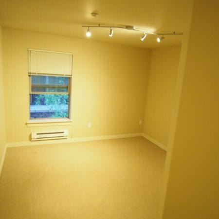 1x1 Corner Bedroom