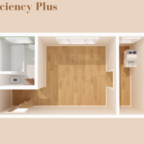 Wilsonian Efficiency Plus 16